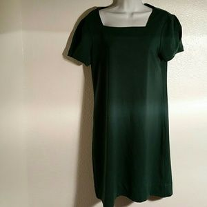Banana Republic Green Dress.M